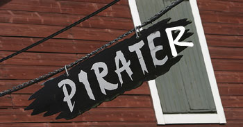pirater barnkalas